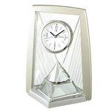 回転振り子のデザイン置き時計