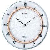 エレガントな大人ディズニースタイルの新コンセプト電波掛時計