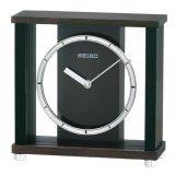 スタイリッシュなデザイン電波置時計