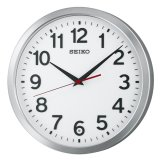 ベーシックなデザイン掛け時計