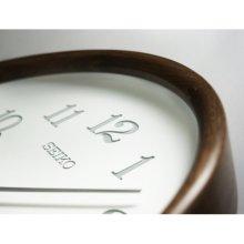 商品詳細2: 木の温もりを感じるこだわりのインテリア掛け時計(ビーチ材)