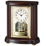 気品溢れる上質なデザイン置時計