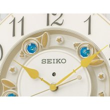 商品詳細1: 多彩なメロディとインテリアにに調和するからくり時計