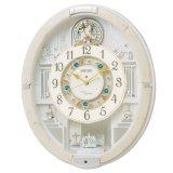 多彩なメロディとインテリアにに調和するからくり時計